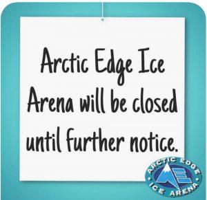 Arctic Edge Closed